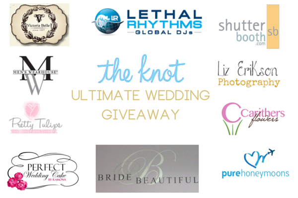 The Knot Ultimate Wedding Giveaway