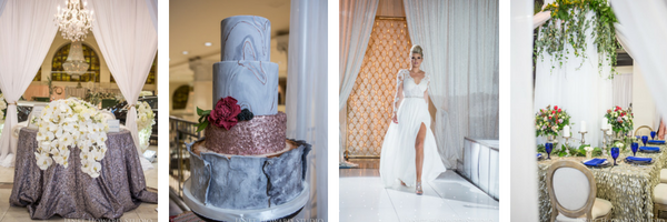Floral Design, Cakes and Fashion Show