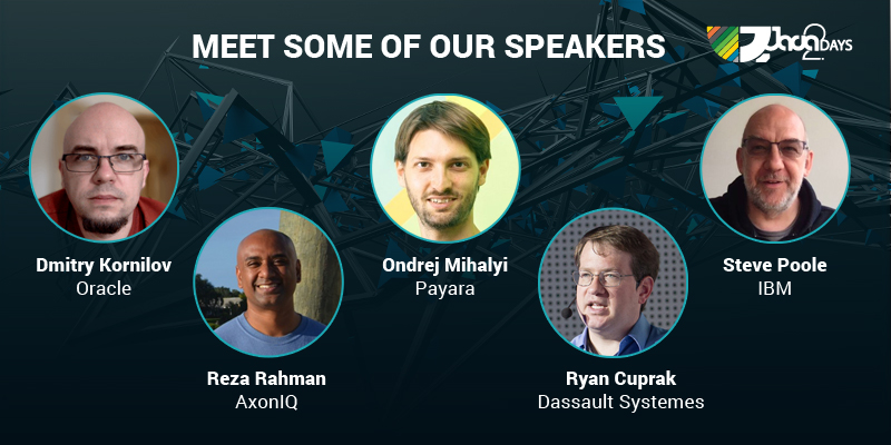 Java2Days Selected Speakers