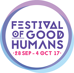 Festival of Good Humans Logo