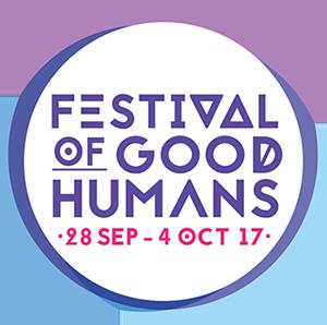 Festival of Good Humans Logo