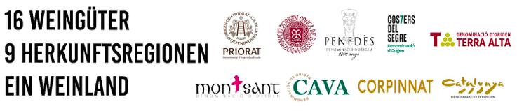 16 Weingüter, 9 Herkunftsregionen, ein Weinland