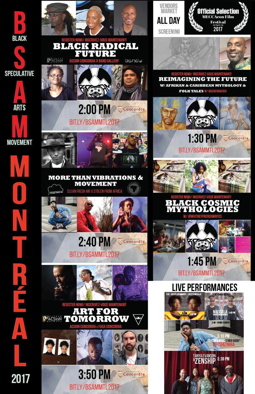 BSAMtoront2017 program
