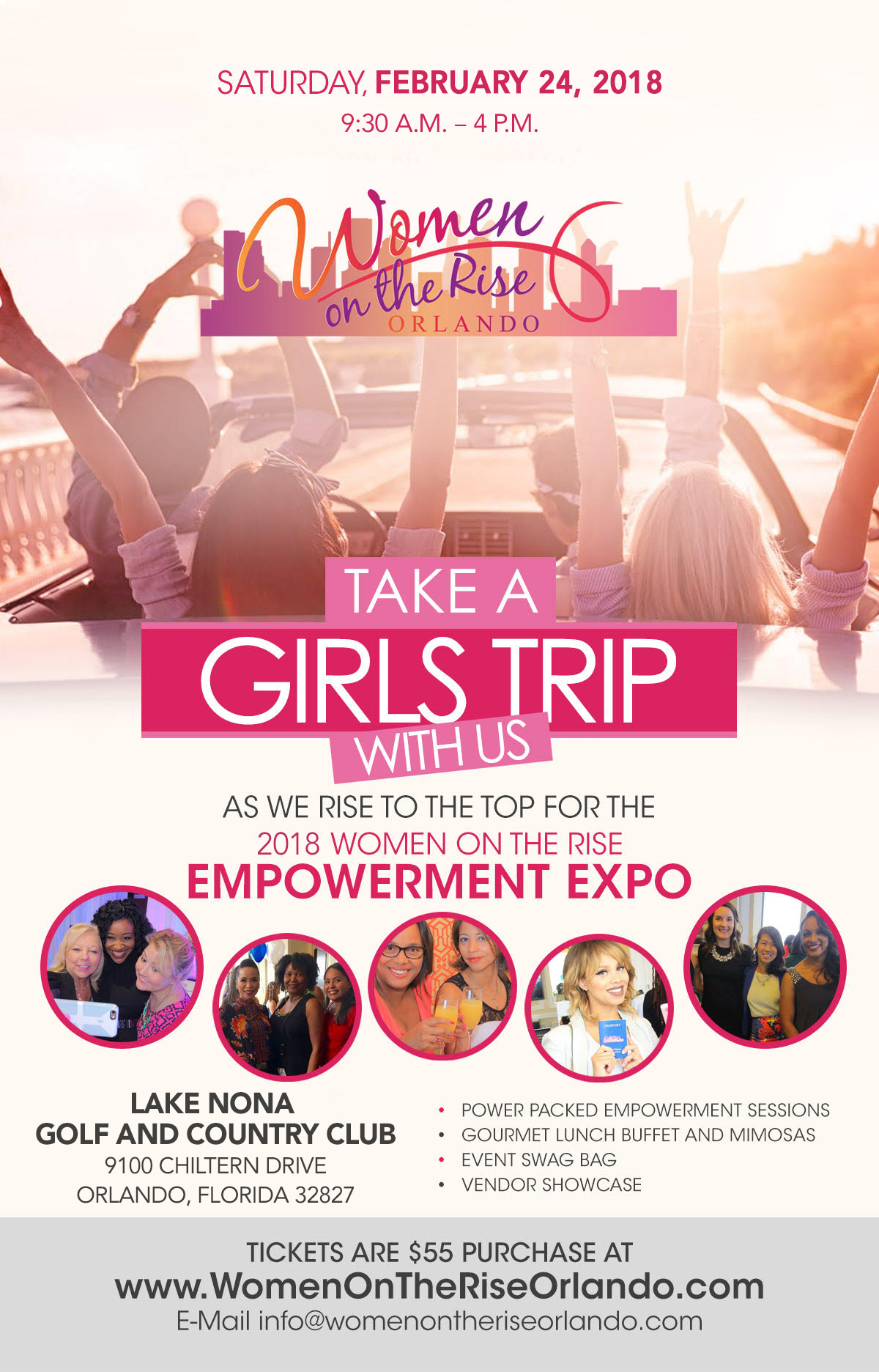 Women on the Rise Conference & Empowerment Expo