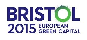 Bristol 2015 Green Capital logo