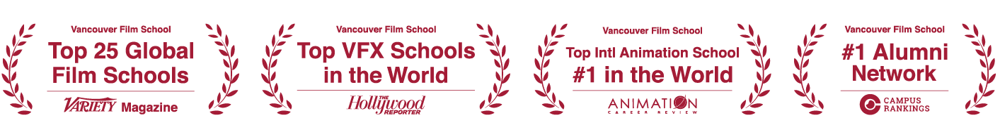 VFS is ranked a top school by