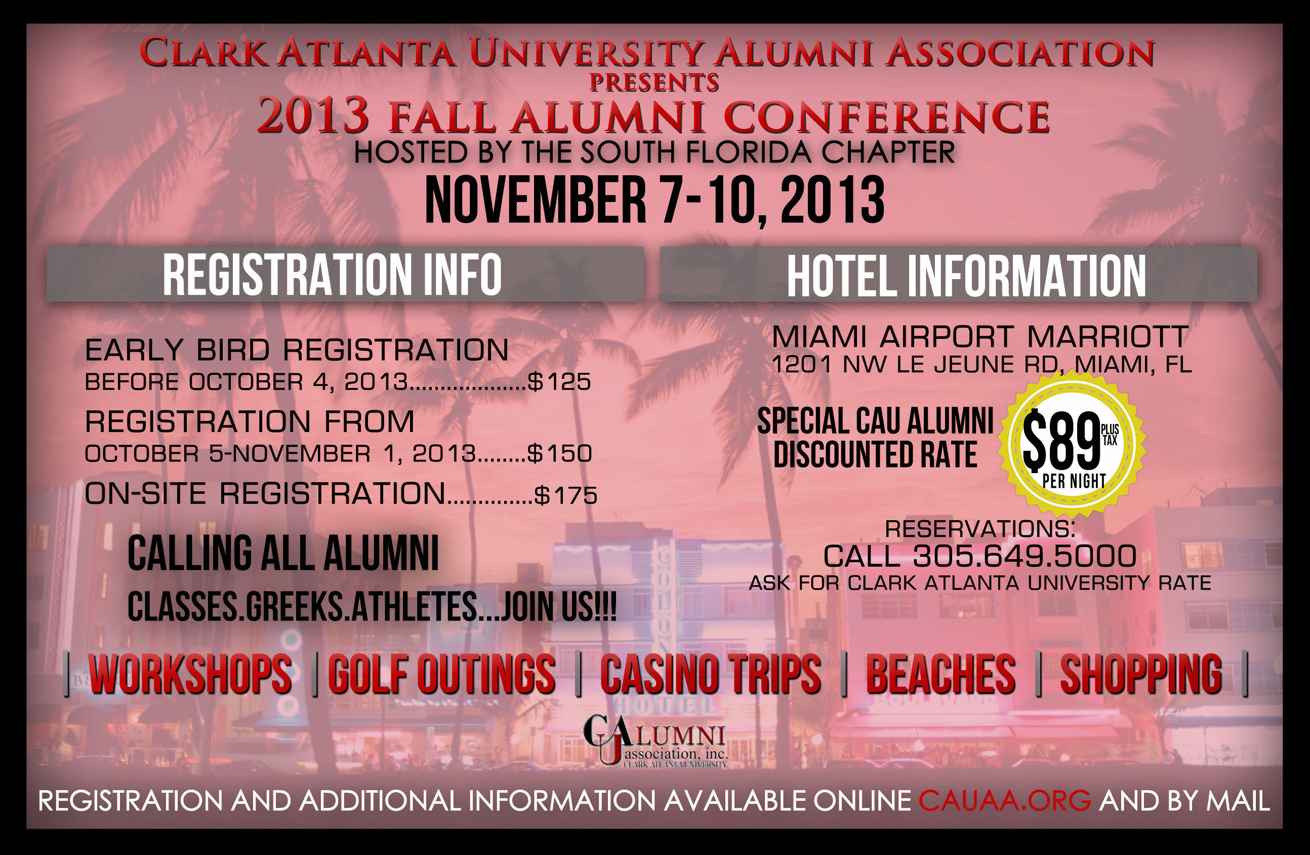 fall conference 2013 flyer