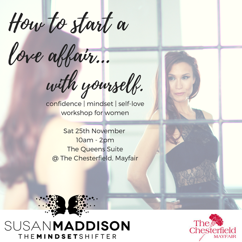 Intimate intensive for women only. Confidence. Mindset. Self-love.