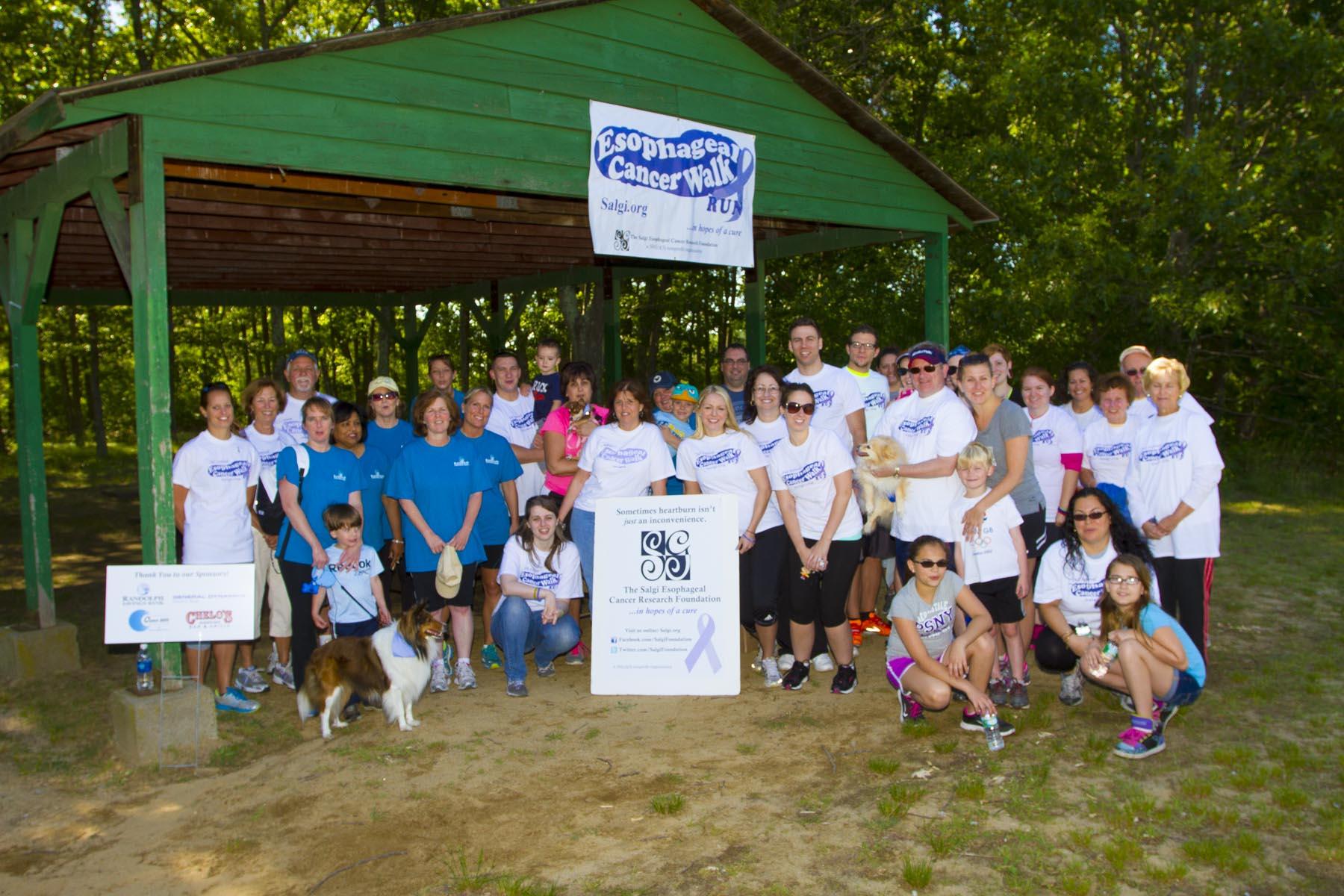 2nd Annual Esophageal Cancer Walk/Run
