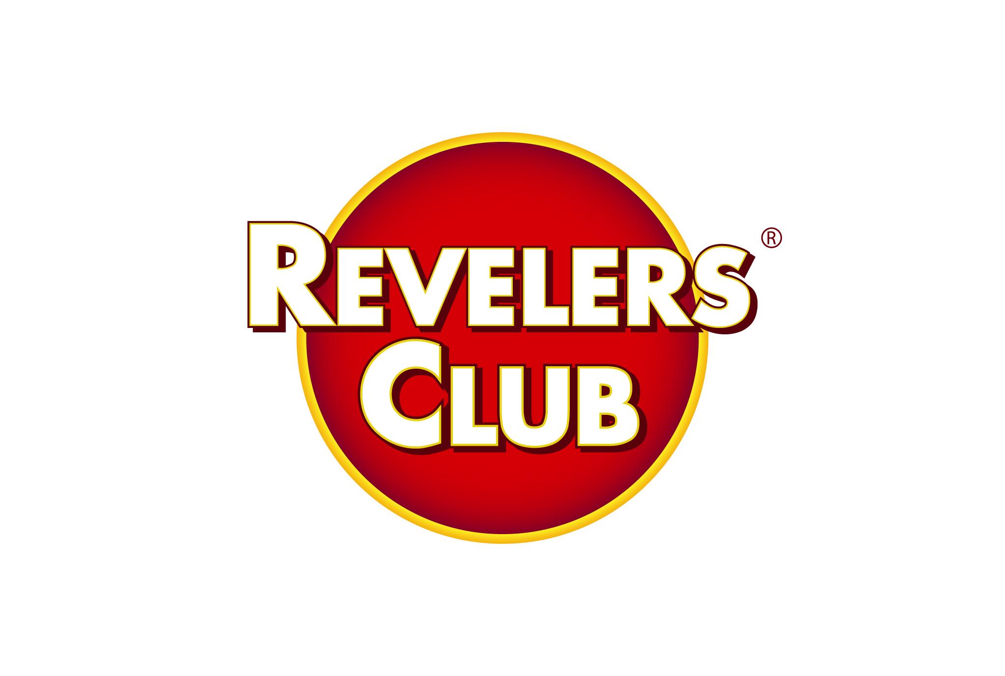 Revelers Social Club logo