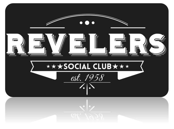 Revelers Membership Card