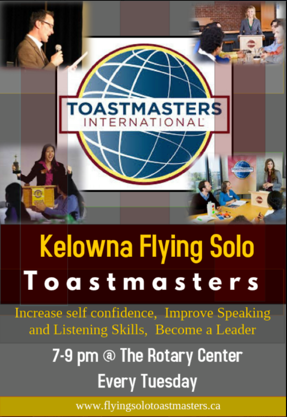 Toastmasters Promotion
