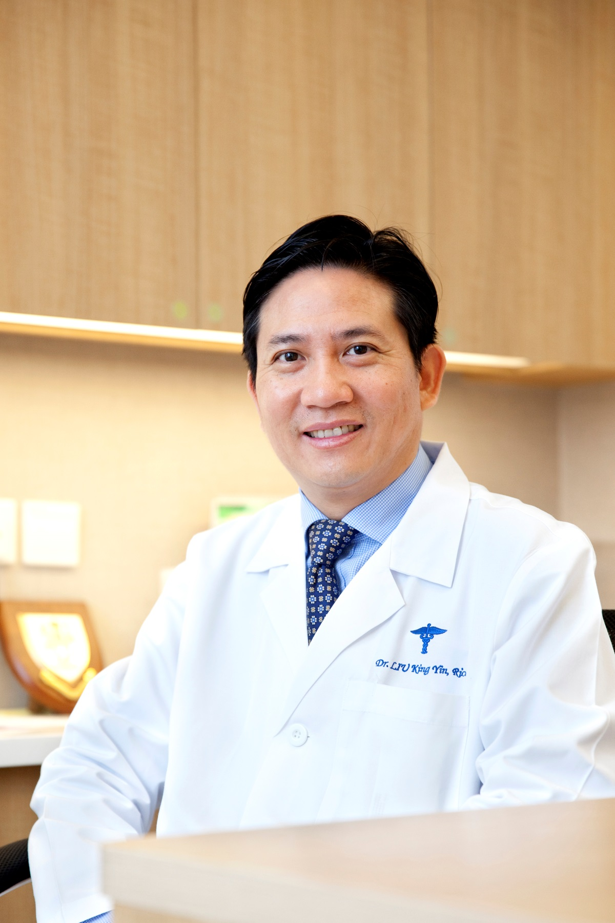 Dr Rico Liu