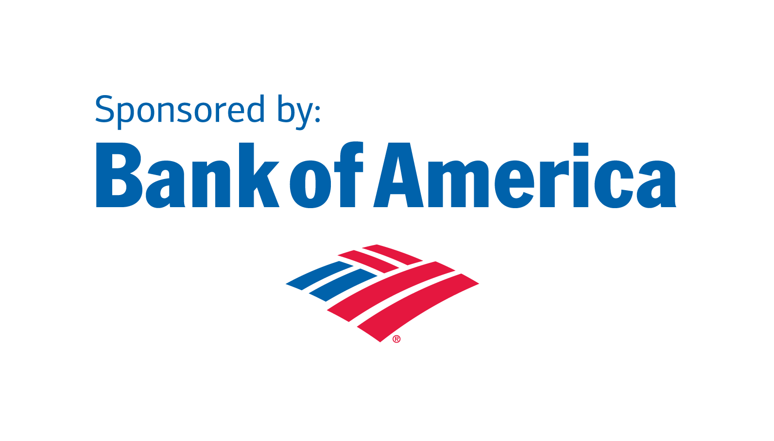 Sponsored by Bank of America