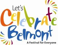 Let's Celebrate Belmont Festival Logo