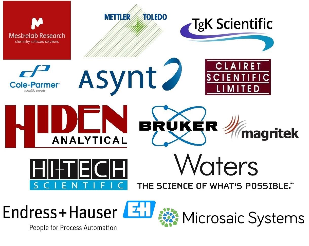 Exhibitor logos 2020