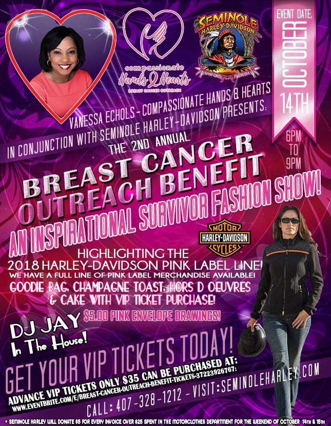 Breast Cancer Outreach Event