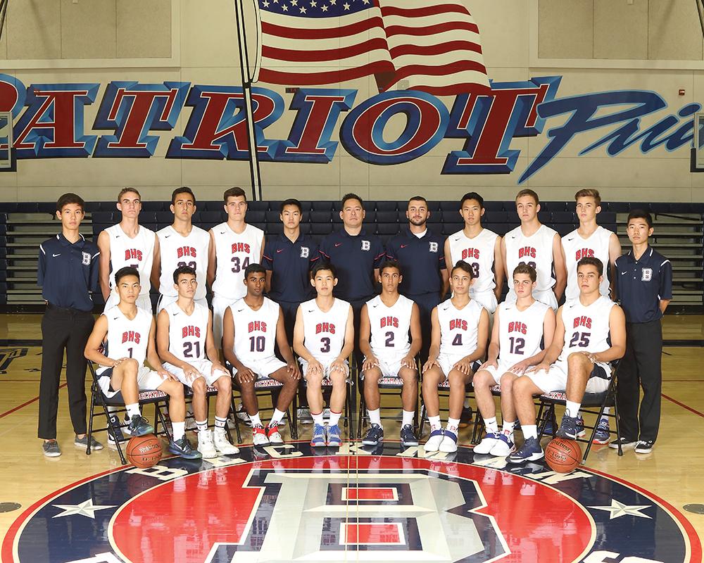 Beckman High School Varsity Basketball