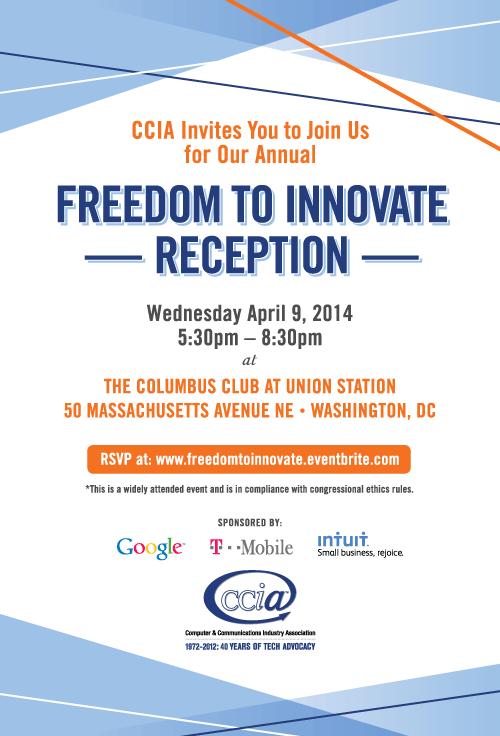 2014 Caucus Reception Invite