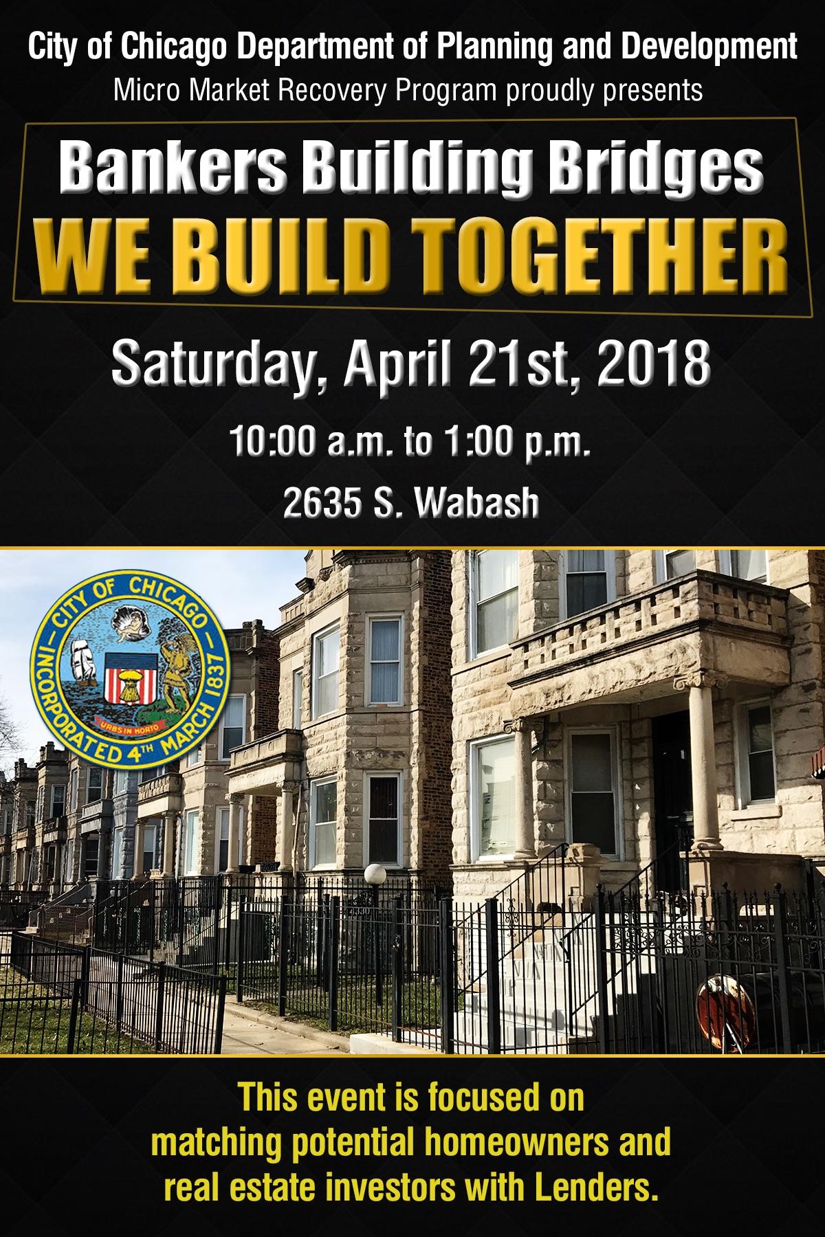 We BUILD TOGETHER