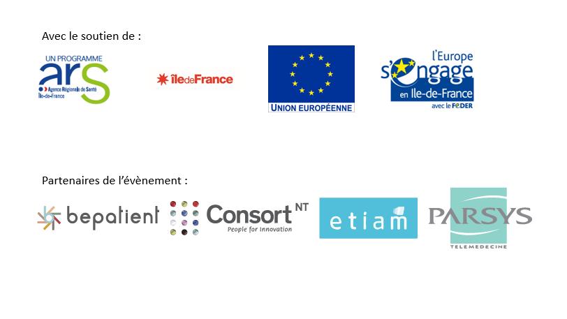 logo partenaires et soutiens