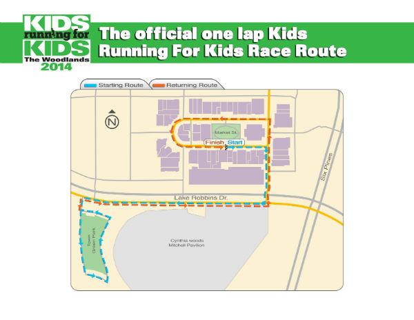 2014 OFFICIAL KRK Race Route