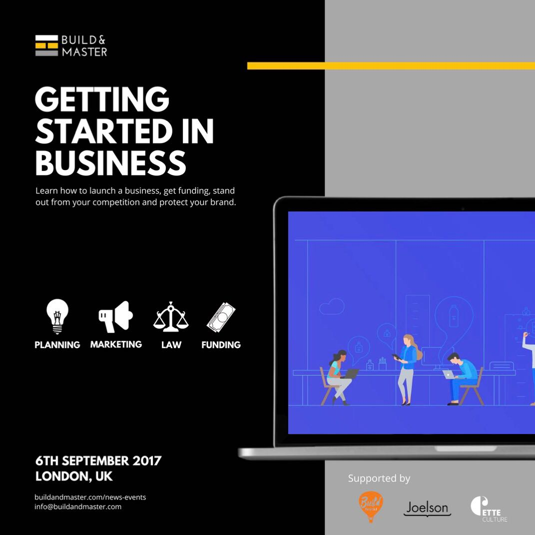 Getting Started in Business