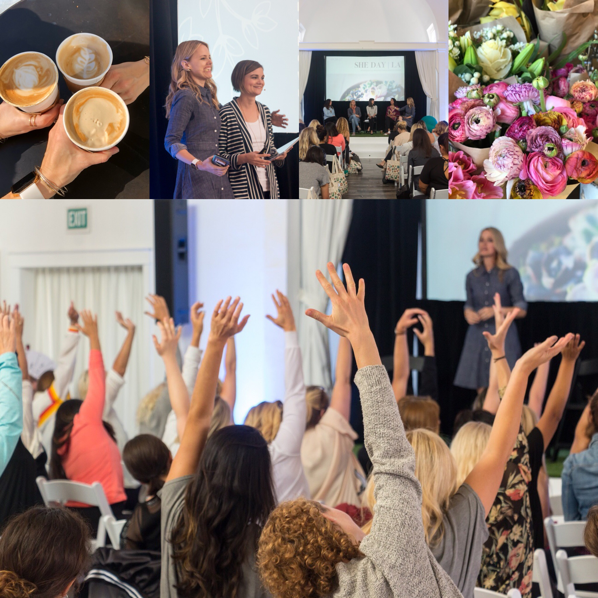 SHE Day is a day of self care for women! Inspiring education, yoga, essential oils, and more.