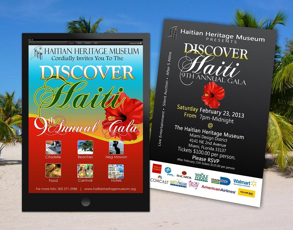 Haitian Heritage Museum 9th Annual Discover Haiti Gala