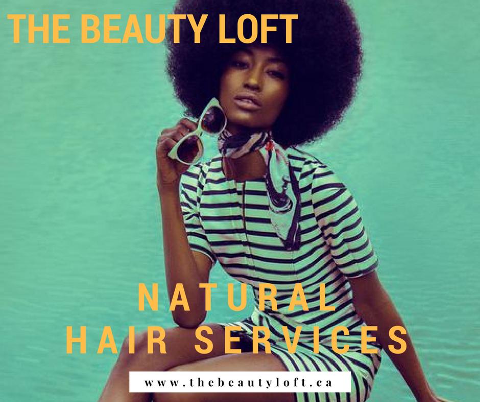 Introducing The Beauty Loft - visit thebeautyloft.ca
