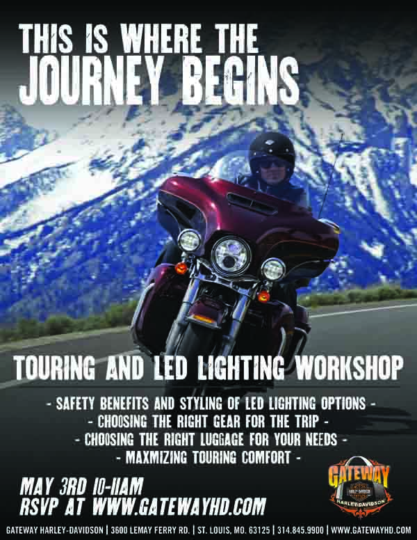 Touring and Lighting Workshop