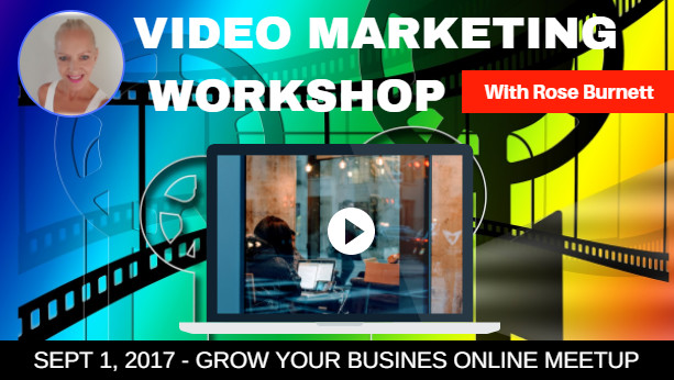 Video Marketing Workshop for Business