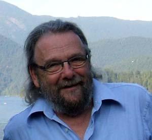 Author Patrick Taylor