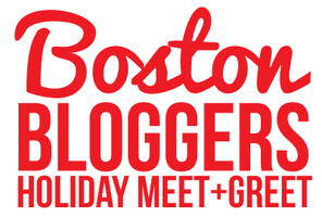 Boston Bloggers Holiday Meet + Greet