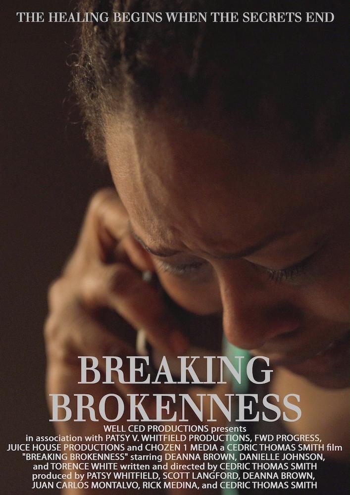 Breaking Brokenness Poster