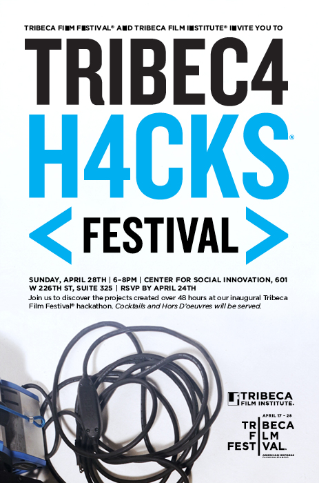 Tribeca Hacks Festival