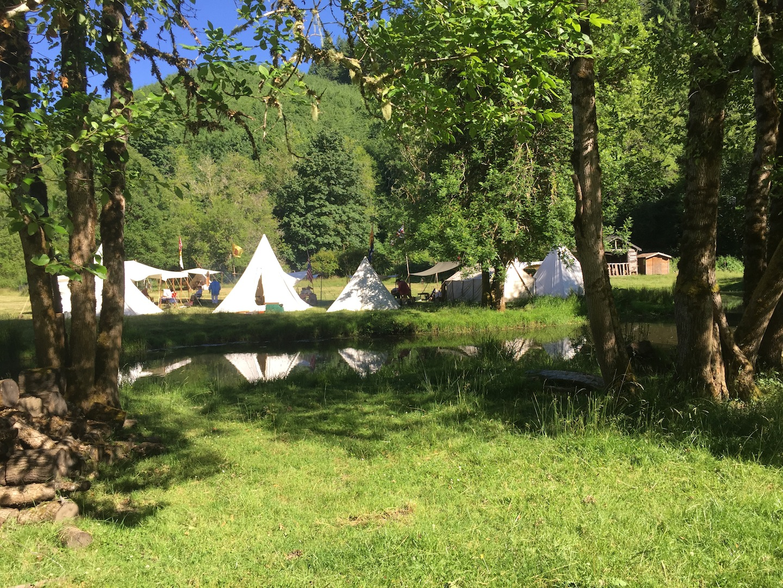 Frontiersmen Camping 2017