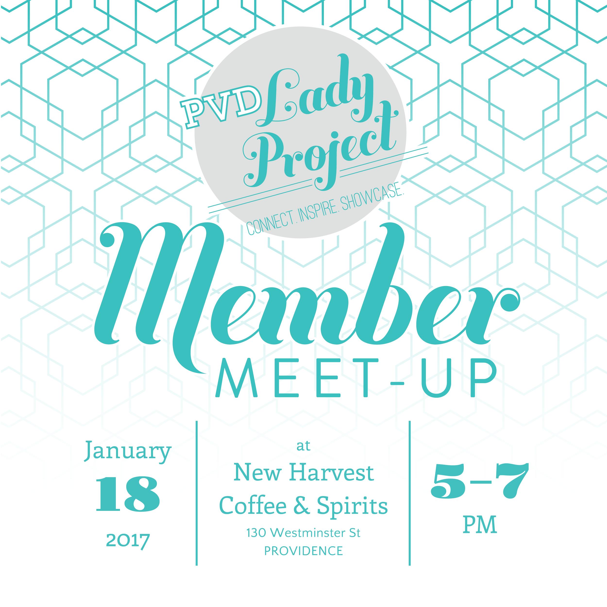 member meet up 1/18/17