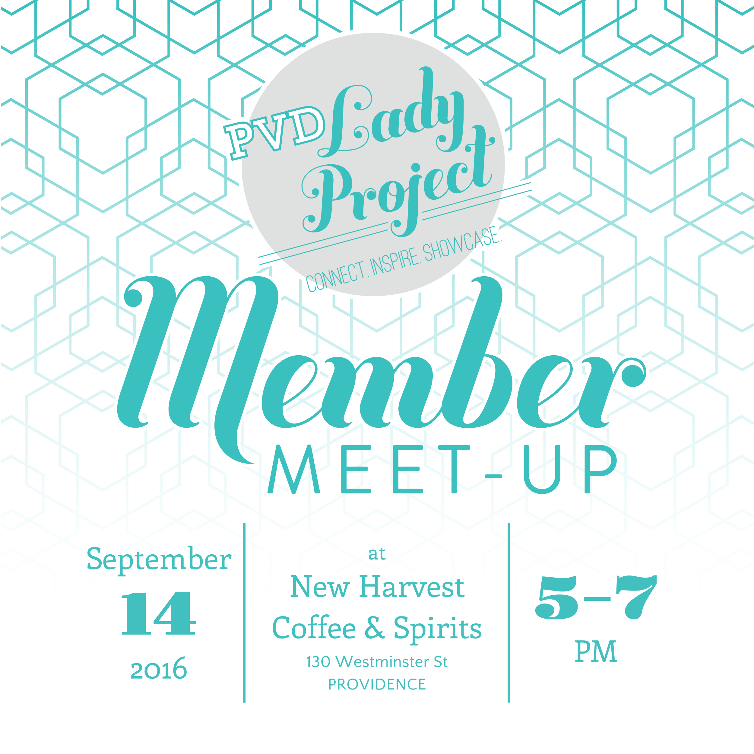Member Meet-Up September 14, 2016 at New Harvest