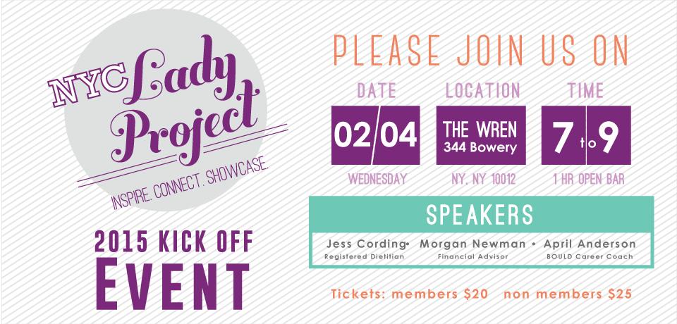 tlpcoverebstd 1 - Lady Project 2015 Kick-Off Tomorrow Night!