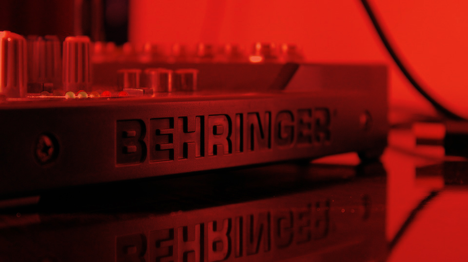 MassivePresents: Behringer