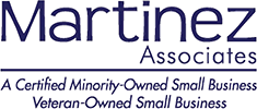 martinez testing logo