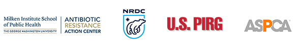 event sponsors: ARAC, NRDC, PIRG, ASPCA