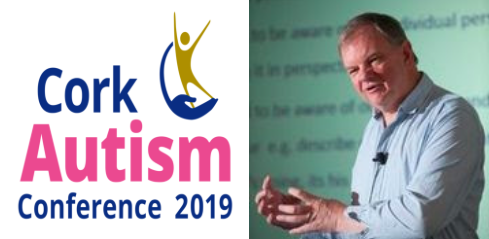 Geoff Evans Cork Autism Conference 2019