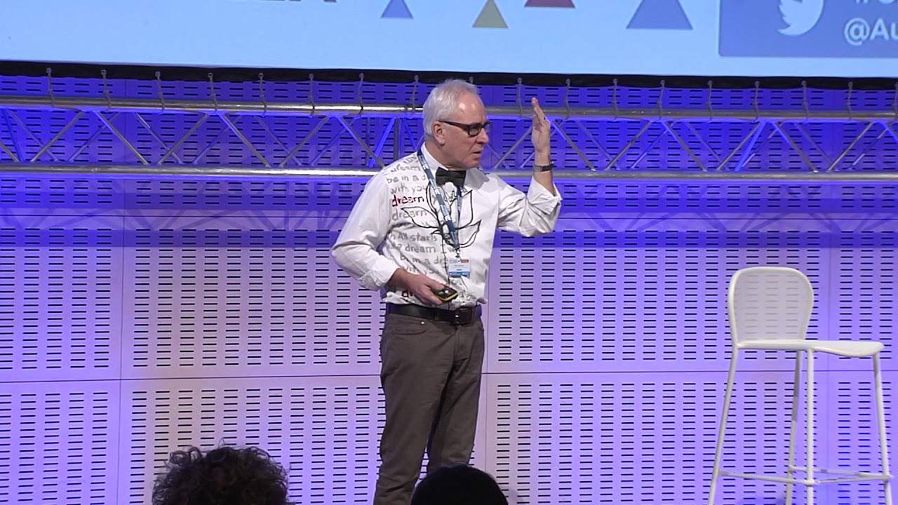 Dr. Peter Vermeulen Cork Autism Conference 2019