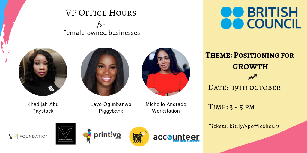 Female office hours speakers