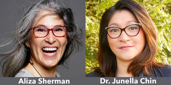 Aliza Sherman Dr. Junella Chin