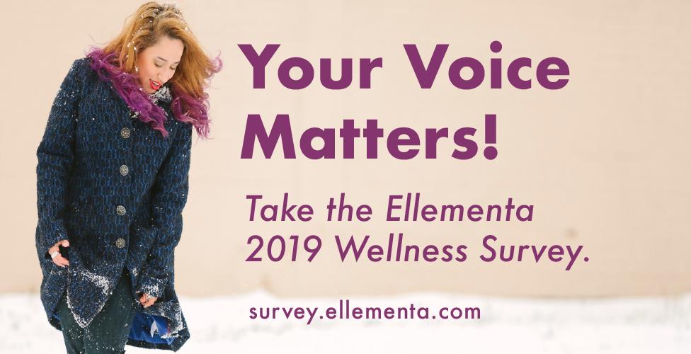 Ellementa Wellness Survey
