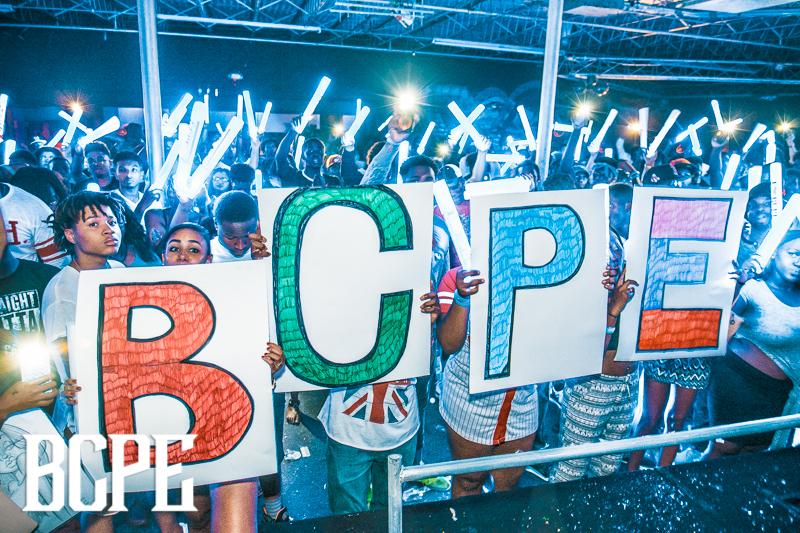 Wreckaz BCPE party