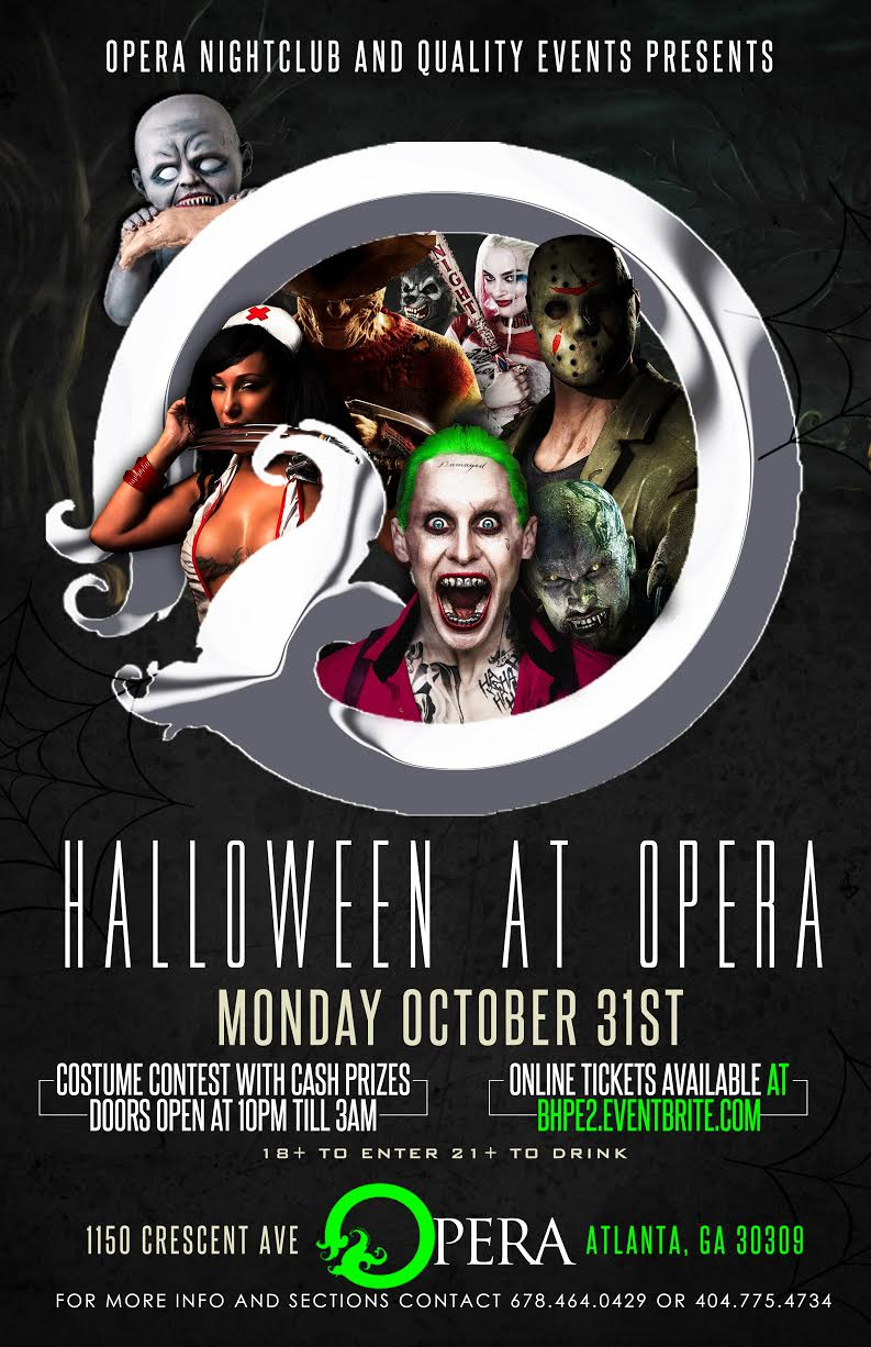 BIGGEST HALLOWEEN PARTY EVER II Tickets, Mon, Oct 31, 2016 at 10 ...